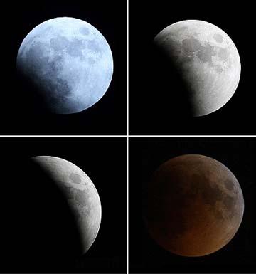 Gerhana Bulan Penuh
