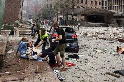 Tragedi Norway