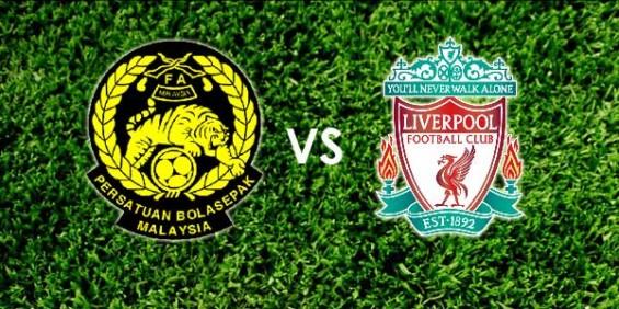 Malaysia vs Liverpool 2011