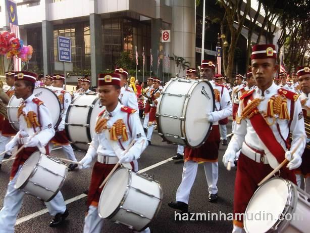 , Sambutan Hari Kemerdekaan ke-54 dan Hari Malaysia ke-48 Di Dataran