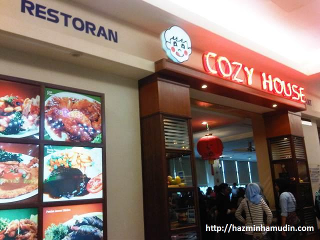 Cozy House Restaurant @ Great Eastern Mall