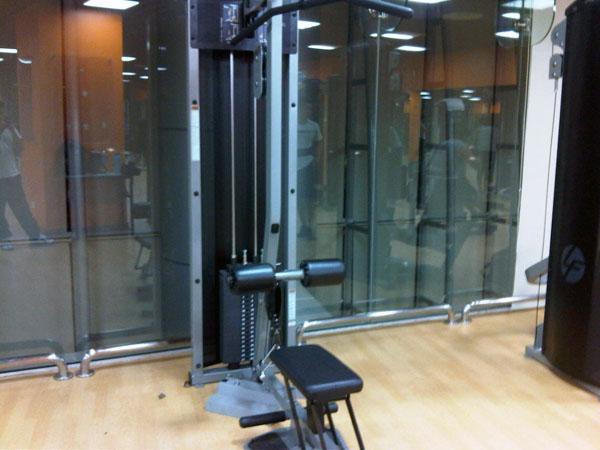 Gym KBS Putrajaya 1