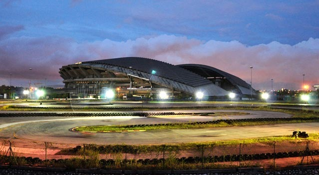 Stadium Shah Alam Ditutup 3 Bulan