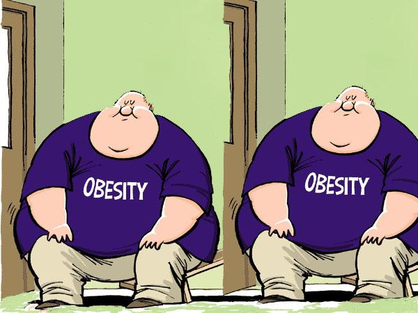 Malaysia Nombor Satu Obesiti