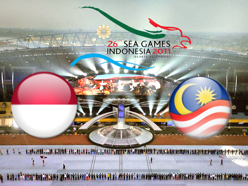Indonesia vs Malaysia Sea Games 2011