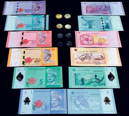 Duit Kertas RM20 baharu 2012