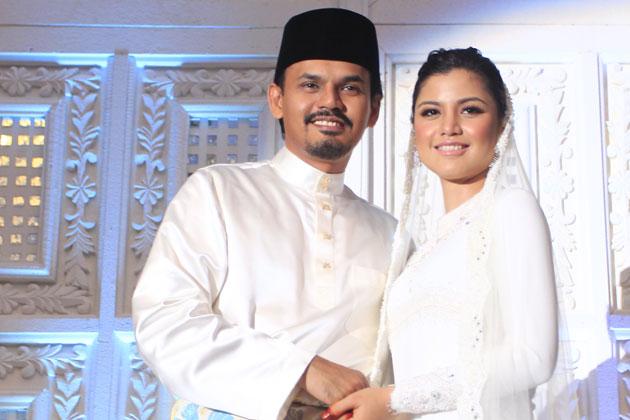 Gambar Majlis Pernikahan Lisa Surihani dan Yusry KRU