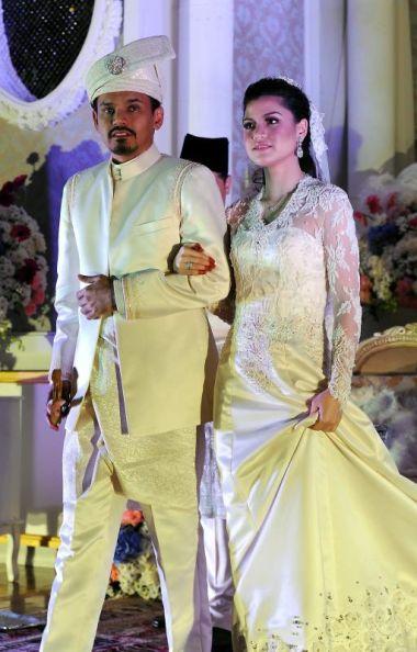 Perkahwinan Lisa dan Yusry 1