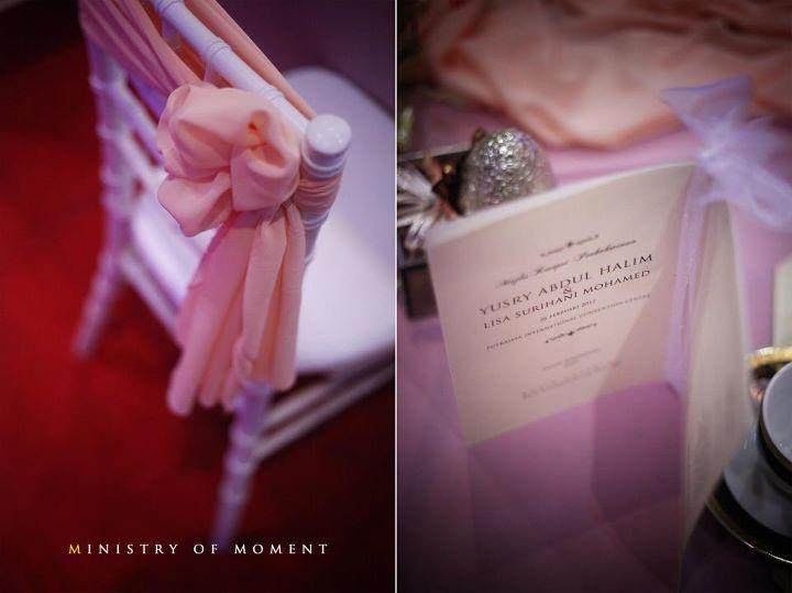 Perkahwinan Lisa dan Yusry 6