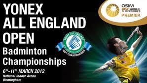 Badminton All England 2012