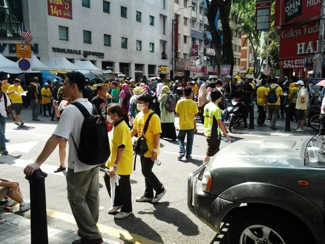 Bersih 3.0 3