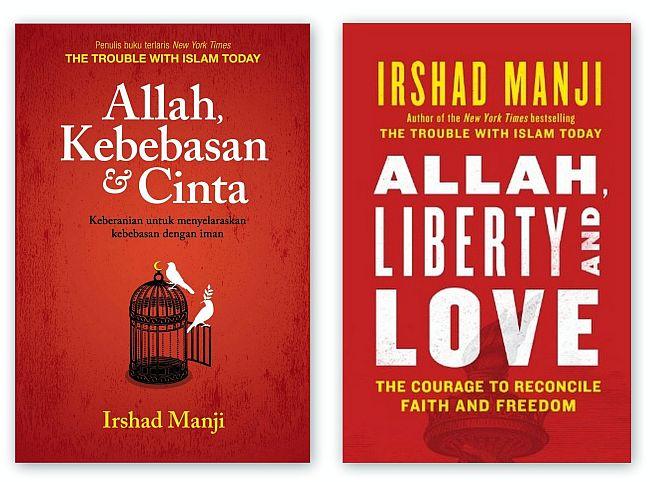 KDN Haramkan Buku Irshad Manji : Allah, Kebebasan dan Cinta