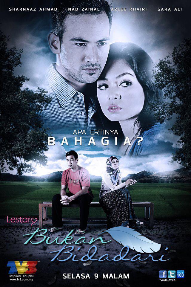Sinopsis Drama Bukan Bidadari Slot Lestary TV3