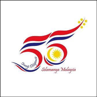 Selamat Menyambut Hari Kemerdekaan Ke 55