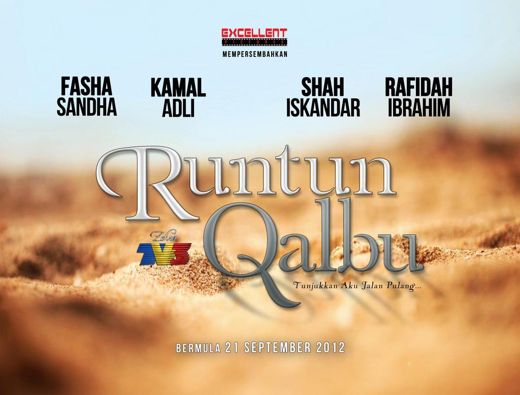 Sinopsis Drama Runtun Qalbu Slot Zehra TV3