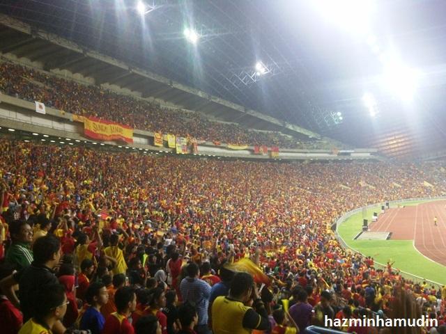 Piala Sultan Selangor 2012 6