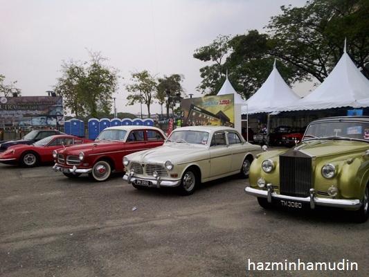 Suasana Sekitar The Star Motor Carnival 2012