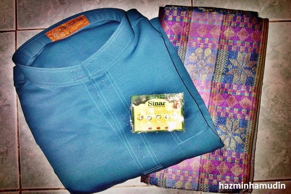 Baju Melayu Sambutan Maal Hijrah