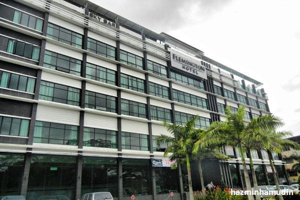 Flemington Hotel Taiping 1