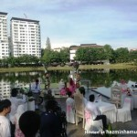 Gambar Majlis Perkahwinan Farid Kamil & Diana Danielle 12