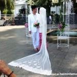 Gambar Majlis Perkahwinan Farid Kamil & Diana Danielle 5