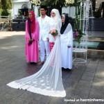 Gambar Majlis Perkahwinan Farid Kamil & Diana Danielle 6