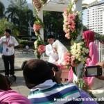 Gambar Majlis Perkahwinan Farid Kamil & Diana Danielle 7