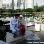 Gambar Majlis Perkahwinan Farid Kamil & Diana Danielle 8