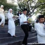 Gambar Majlis Perkahwinan Farid Kamil & Diana Danielle 9