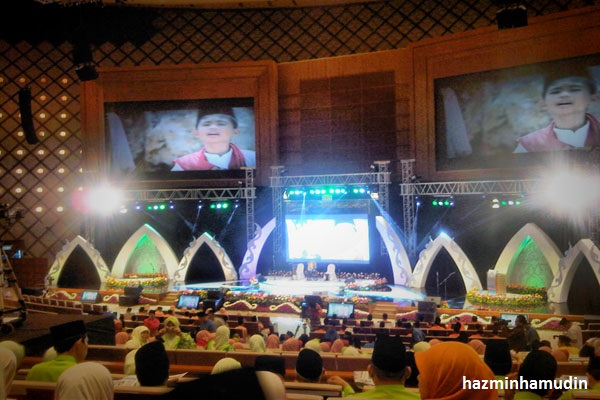 Perhimpunan Maal Hijrah Peringkat Kebangsaan 1434H 2