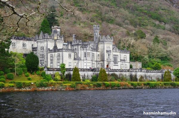 Kylemore Abbey Castle