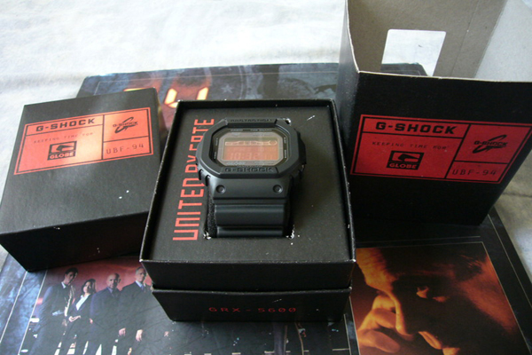 G-Shock GRX5600GE-1 United By Fate (1)