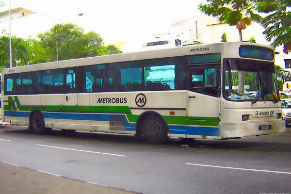 Metrobus Nationwide Malaysia