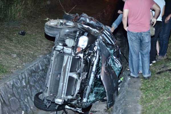 Gambar Dan Video Kemalangan Maut Di Federal Highway