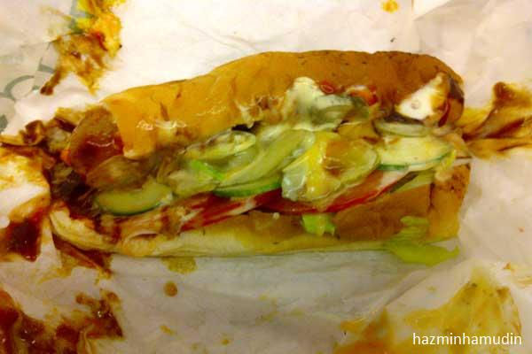 Subway Sandwiches (2)