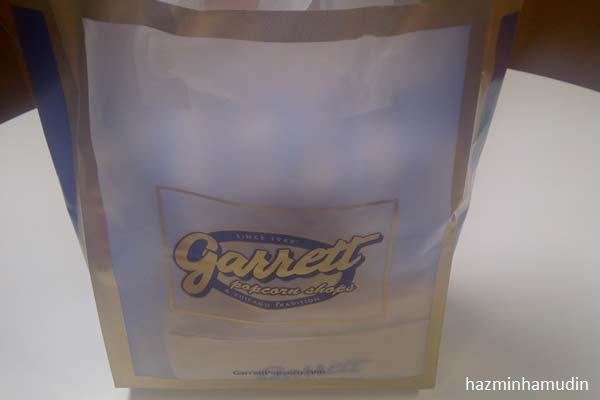 Cashew CaramelCrisp Garrett Popcorn