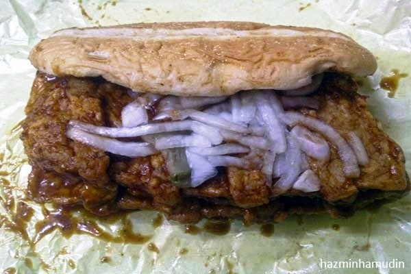Chicken McRib McDonald (4)