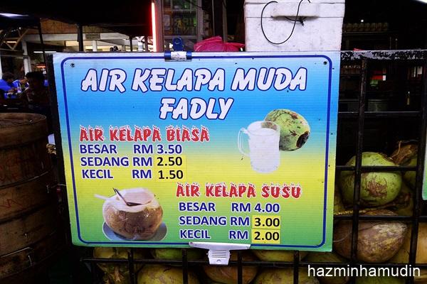 Coconuts Shake Fadly Sri Serdang (3)