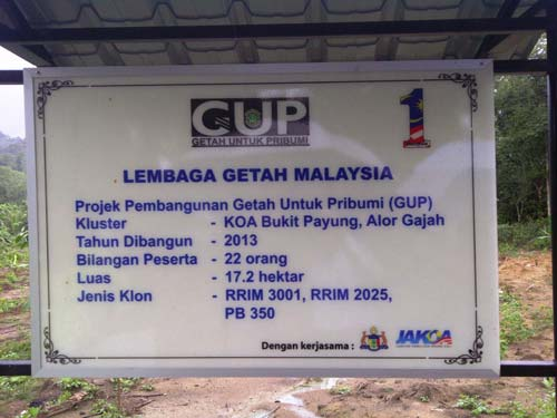 GUP Bukit Payung