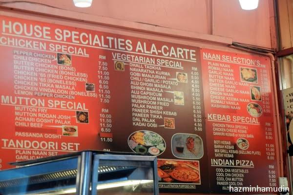 Restoran Kapitan Penang (2)
