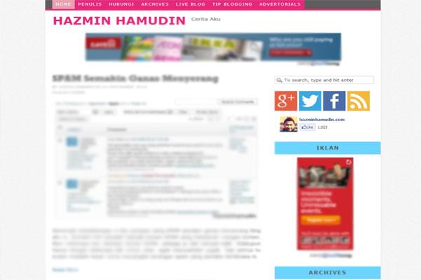 Theme Hazmin Hamudin