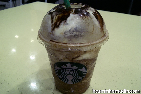 Frappucino Java Chip