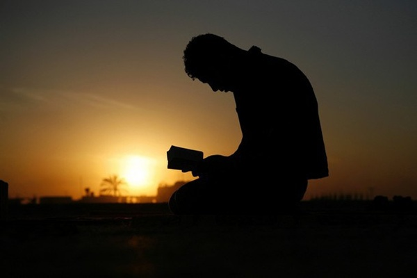 Orang Berdoa