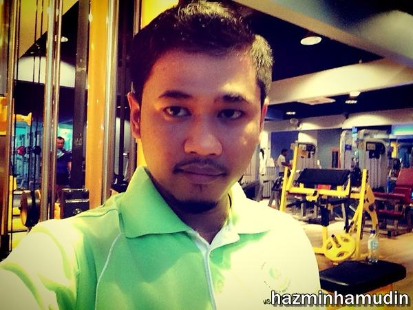 Selfie Di Gym