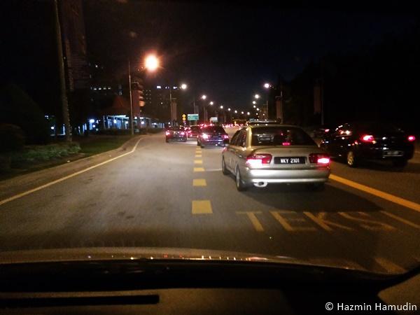 Perjalan Ke Kompleks C Putrajaya