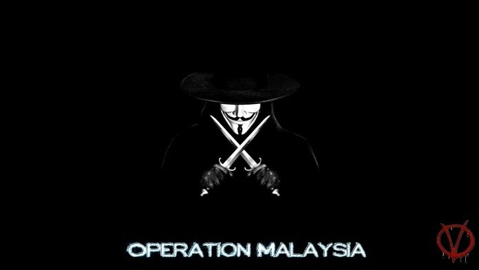anonymous operation malaysia