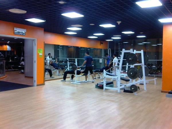 Gym KBS Putrajaya 2