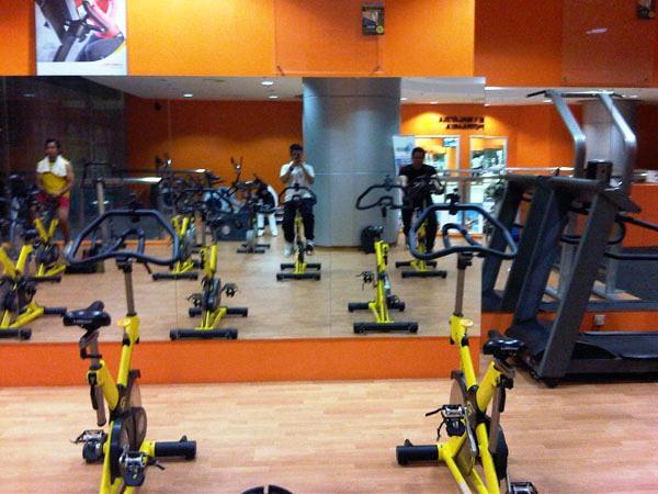 Gym KBS Putrajaya 3