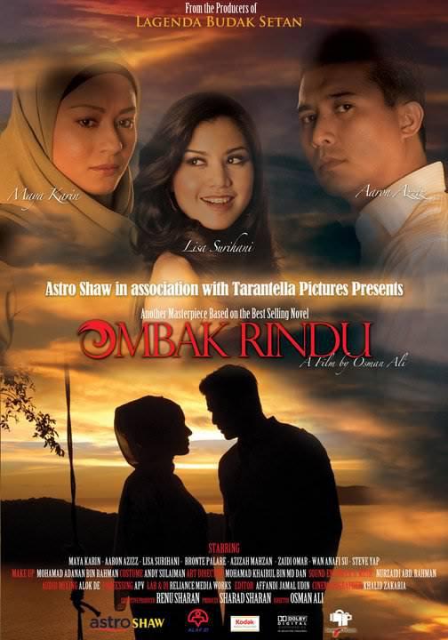Poster Filem Ombak Rindu