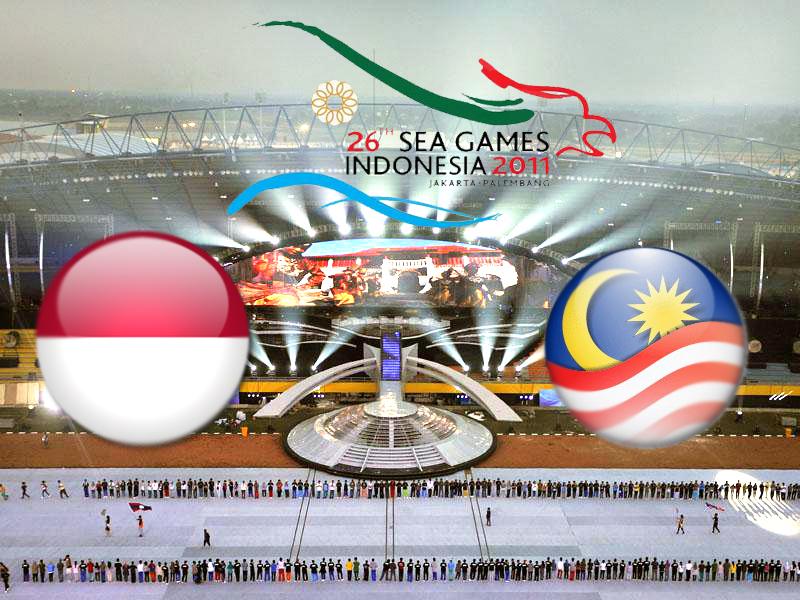 Indonesia vs Malaysia Sea Games 2011